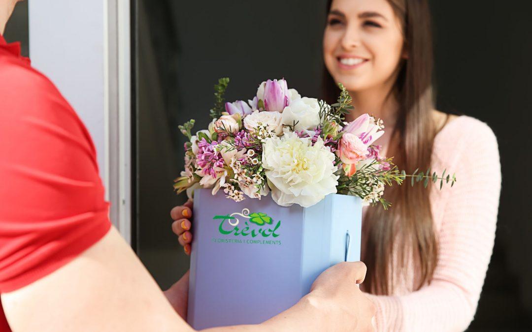 Beneficis de les flors a la llar en època de confinament